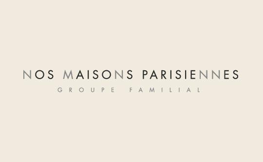 Nos maisons parisiennes