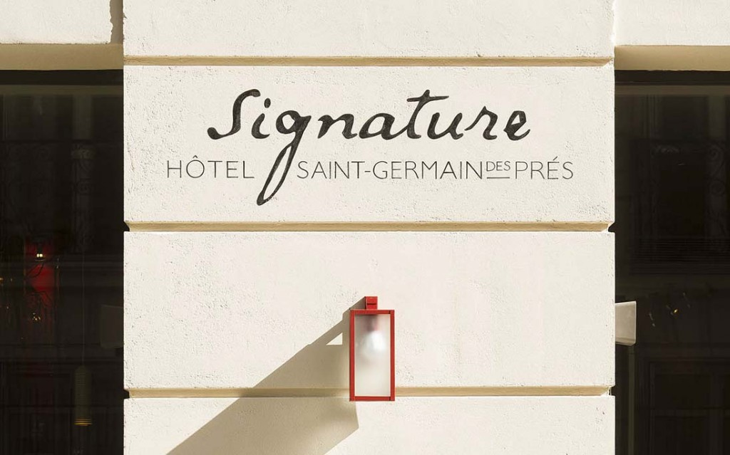 Hôtel Signatue St-Germain des Prés